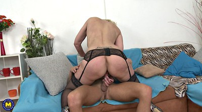 Old mom, Blonde milf, Mom stocking, Stocking mom, Mom stockings, Tits mom