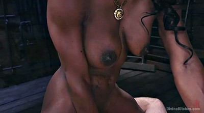 Facesitting, Black creampie, Amazon, Kelly, Femdom facesitting, Face riding
