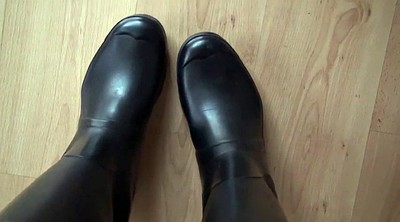Boots, Rubber, Boot