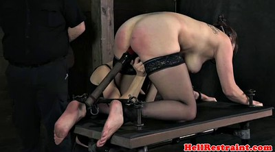 Caning, Bound, Caned