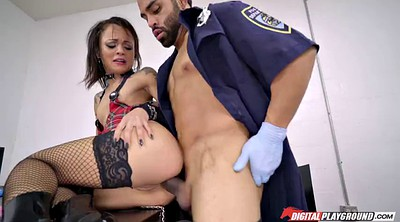College, Cops, Punish, Holly, Teen punishment