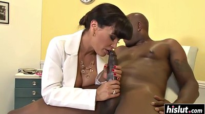 Doctor, Ebony cumshot