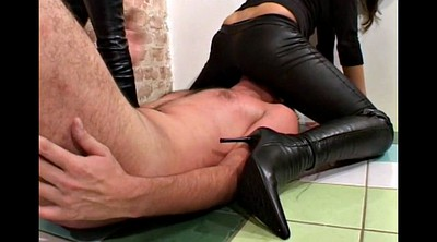 Mistresses, Boots femdom