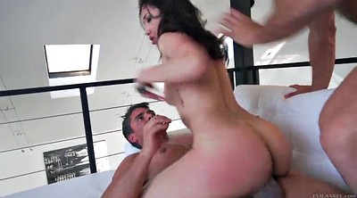 Asian anal, Asian double anal