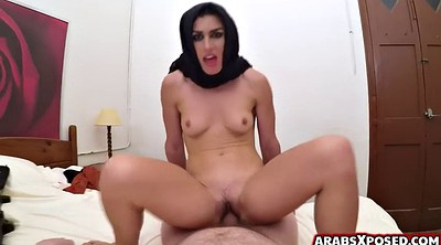Cry, Muslim, Massive cock, Big woman