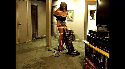 Bdsm, Maid, Vacuum, Cleaner