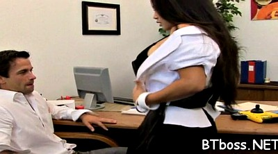 Spread, Naughty office