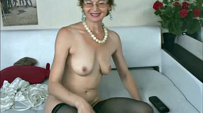 Older, Older woman, Hairy pussy