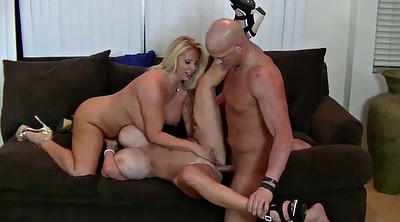 Big tits, Old and young, Old lady, Threesome mature, Young mature, Young lady