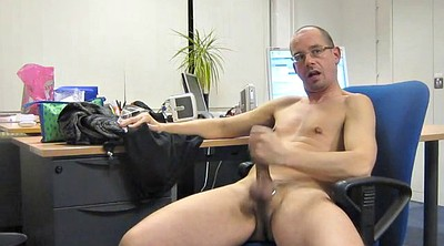 Office sex, Office masturbation, Exhibitionist