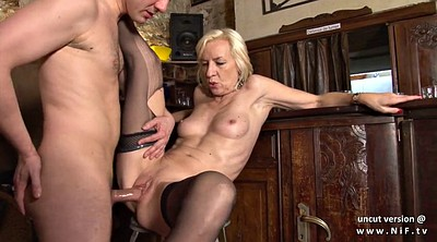 Cum in mouth, Bar, Sodomized, French, Anal amateur