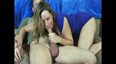 Moms, Say, Mom handjob