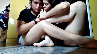 Lesbian foot, Worship, Other, Feet worship