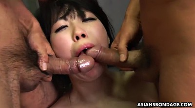 Japanese bdsm, Asian bdsm, Japanese slave, Japanese threesome, Japanese cum, Japanese bondage