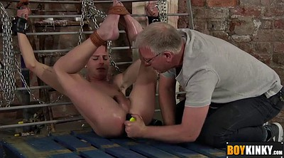 Chain, Gay slave, Gay bdsm