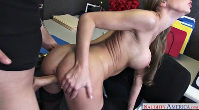 Office, Secretary, Bend over, Desk, Bending