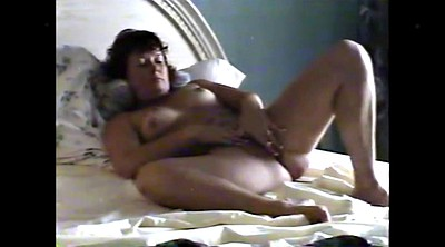 Mature orgasm, Wife watches