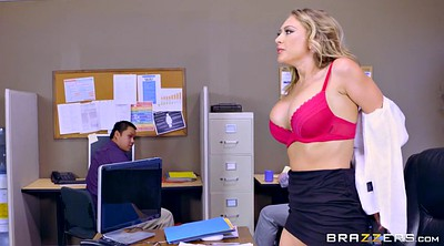 Whipping, Whipped, Linn karter, At work, Work, Big tits at work