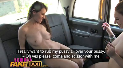 Taxi, Fake, Eating pussy