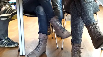 Candid, Boot fetish