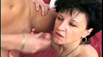 Friends mom, Mom boy, Mature pussy, Mom and boy, Mature boy, Hand job