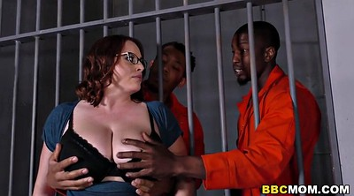Mom, Big tits mom, Bbc milf, Milf bbc, Jail, Mom ebony