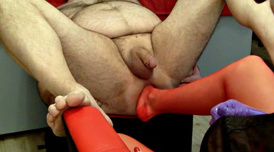 Nylon foot, Fisting foot, Nylons feet, Fisting footing