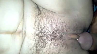Hairy granny, Pussi close up