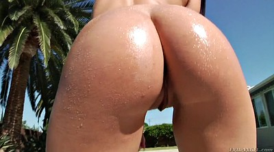 Big ass solo, Outdoor hairy, Naked