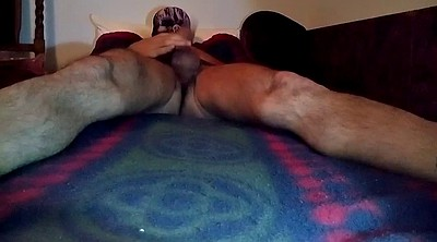 Hairy solo, Gay hairy, Cock flash