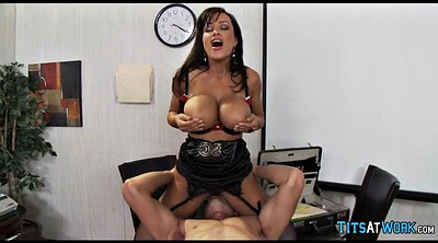 Lisa ann, Officer