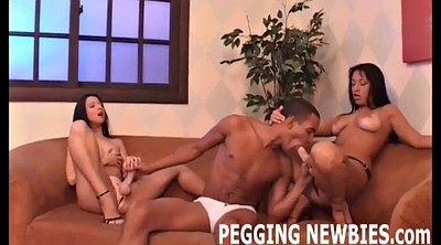 Pegging, Peg, First time