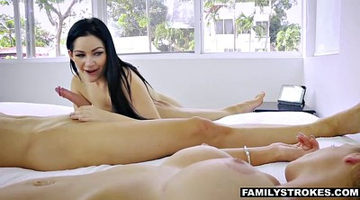 Drunk, Stepsister, Mom fuck, Drunk mom