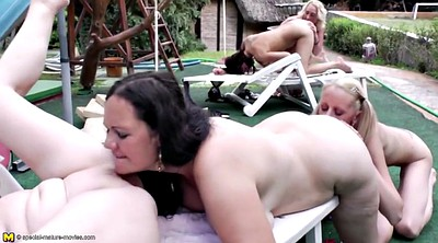 Daughter, Old and young, Pissing lesbians, Mother and daughter, Mature pissing, Lesbian mother