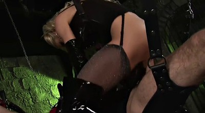 Latex, Sex slave, Foot slave, Dominatrix