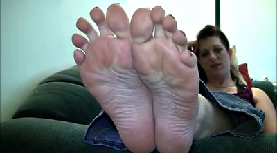 Feet fetish, Goddess foot, Milf feet