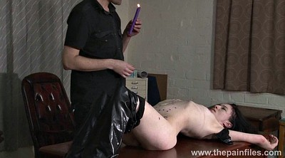 Waxing, Spanked