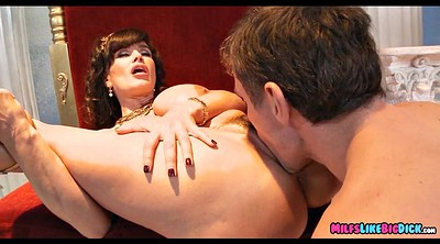 Lisa ann, Big mature, Ann