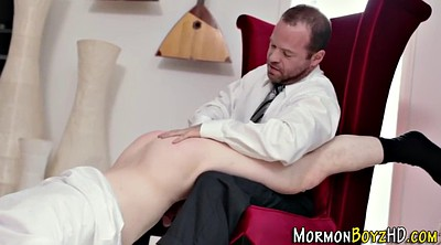 Mormons, Twink, Gay spanking