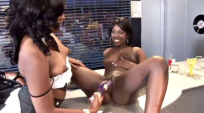 High heels, Ebony reality