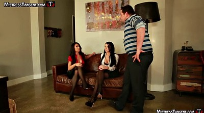 Domination, Alexis grace, Threesome feet, Threesome foot, Tangent, Foot domination