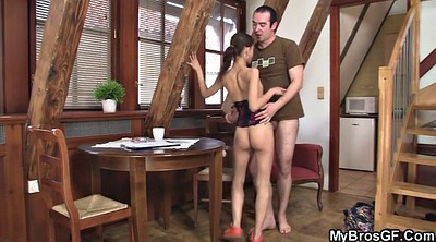 Brother, Czech wife, Czech amateurs, Tricked, Trick