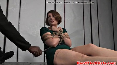 Caning, Bound