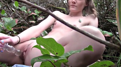 Forest, Outdoor masturbation