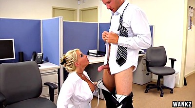 Holly halston, Office boss