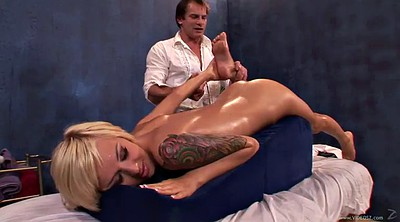 Shaved, Long hair, Massage fuck, Massage orgasm, Cheerleaders