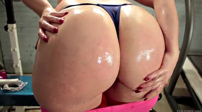 Oiled ass, Oil sex