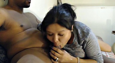 Asian black, Asian and black, Asian big cock, Beautiful wife