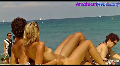 Hidden, Nudist, Spy cam, Hidden couple, Hidden beach