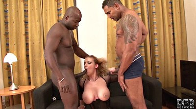 Small cock, Interracial anal, Ass hole, Two cock, Too deep, Scream anal